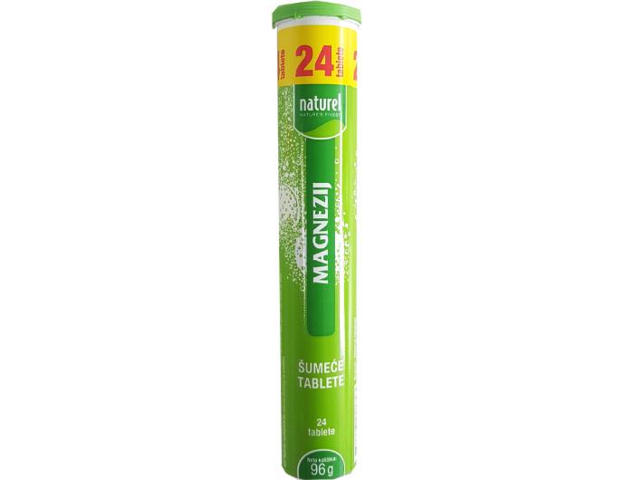 Naturel Magnezij šumeće tablete 96 g