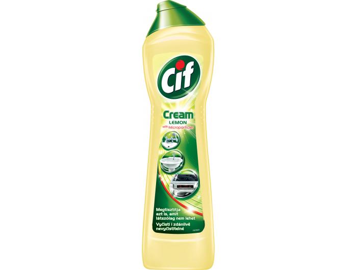 Cif Sredstvo za čišćenje lemon cream 500 ml