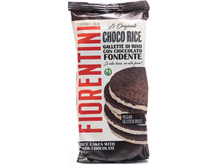 Fiorentini rižini krekeri s čokoladom 100 g