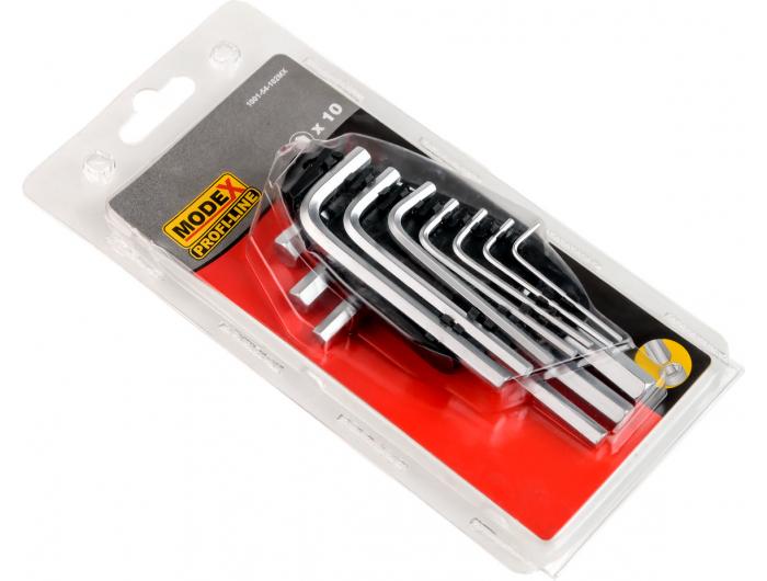 Set imbus ključeva 10 kom 1,5-10 mm