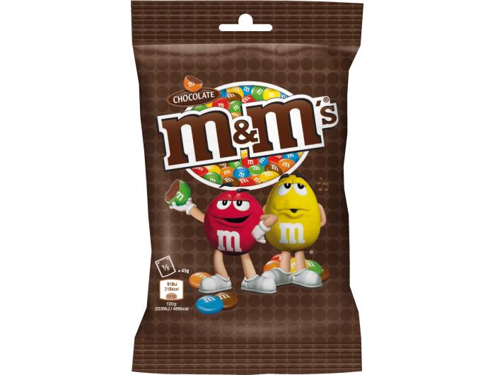 M&M's Bomboni s čokoladom 90 g