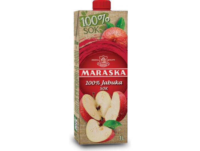 Maraska Sok jabuka 1 L