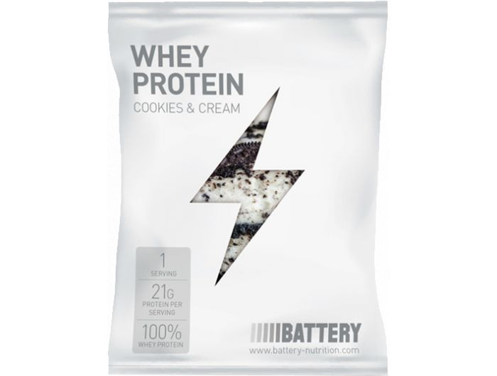Protein Whey, 30 g, Cookies & Cream, Proteini.si