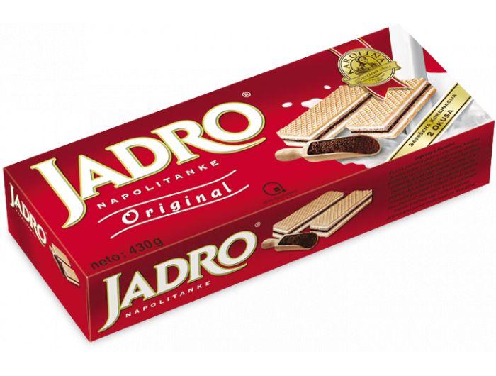 Karolina Jadro napolitanke original 430 g