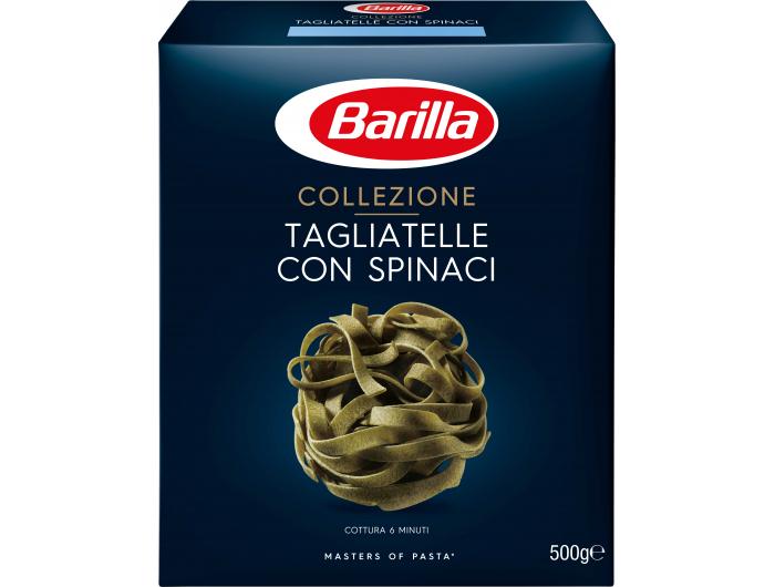 Barilla Tagliatelle Tjestenina špinat 500 g