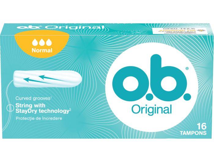 O.B Original normal higijenski tamponi 16 komada