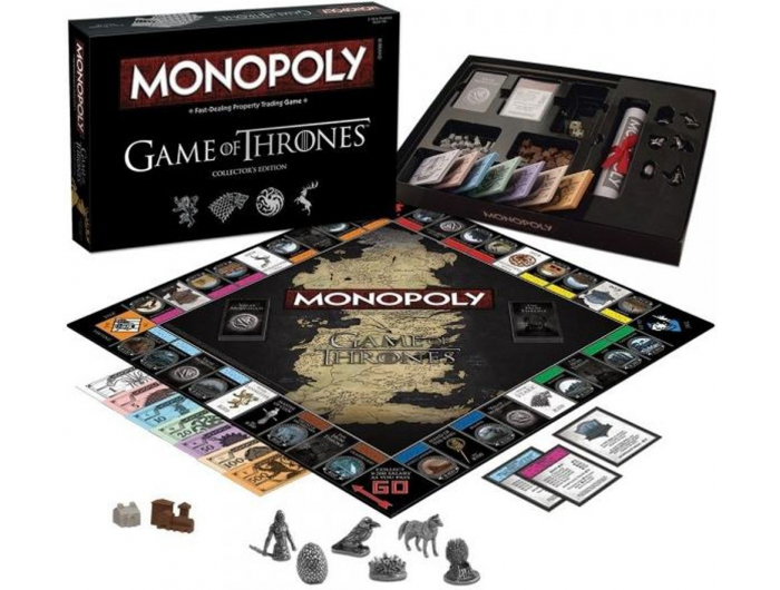 Monopoly Igra prijestolja