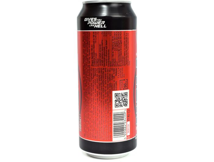 Hell Classic energetsko piće 500 ml