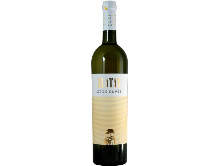 Jakovac Cuvee Graševina & Sauvignon bijelo vino kvalitetno0,75 L