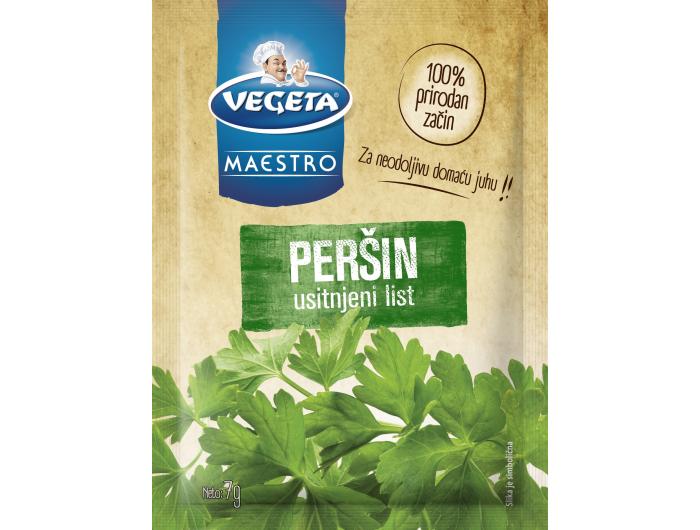 Vegeta maestro peršin usitnjeni list 7 g