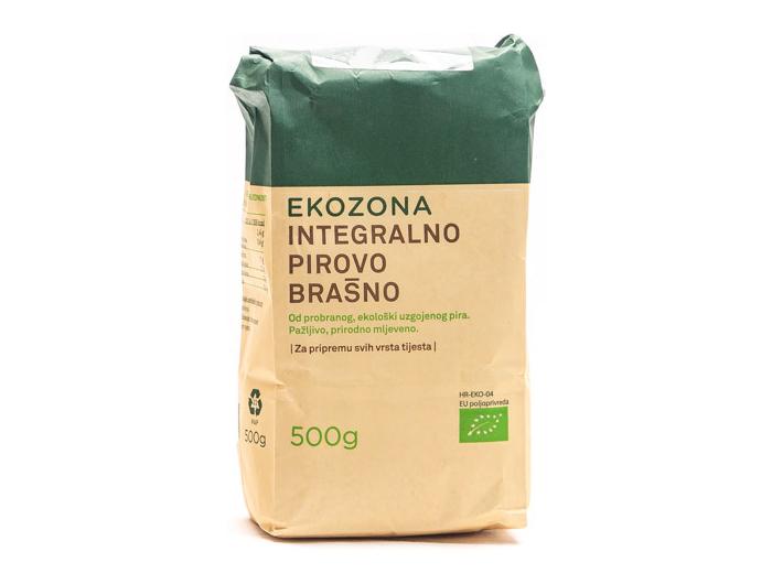 Ekozona BIO pirovo brašno 500 g