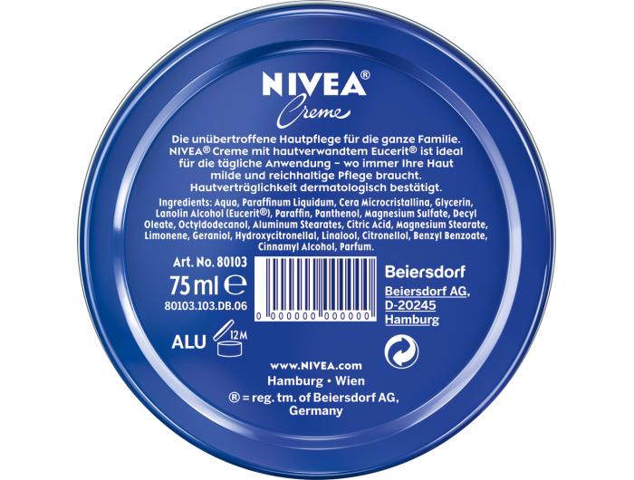 Nivea univerzalna krema creme 75 ml