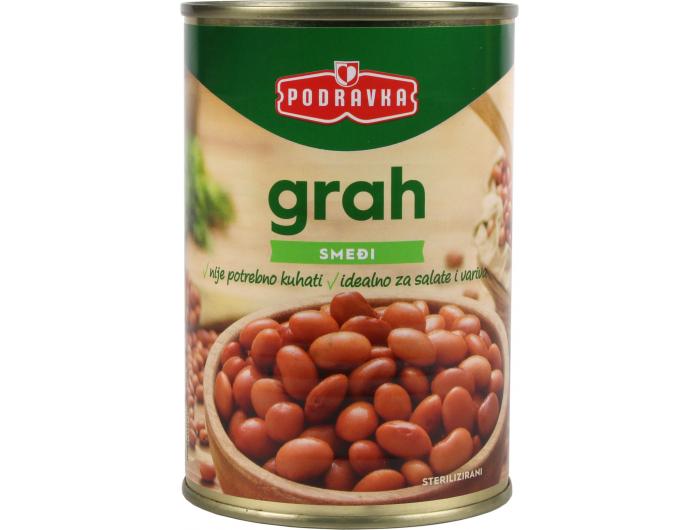 Podravka Grah smeđi 400 g