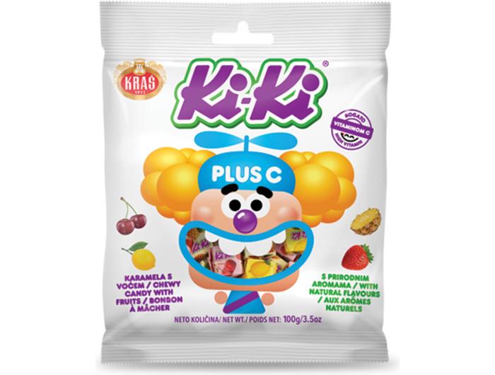 Kraš Ki-Ki plus C bomboni 100 g