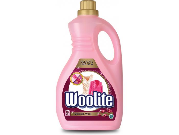 Woolitedeterdžent za rublje color delicate 2,7 L