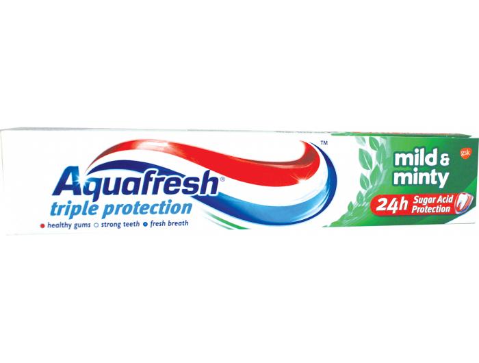 Aquafresh pasta za zube Mild & Minty  100 ml
