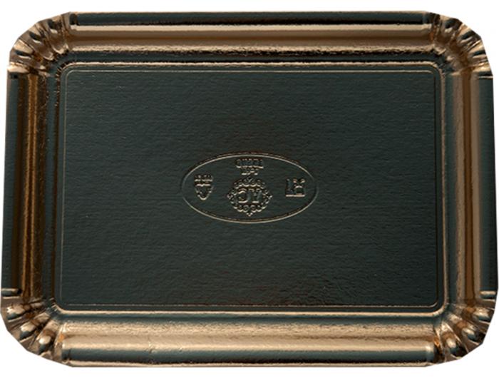 Zlatni podložak 23x33 cm