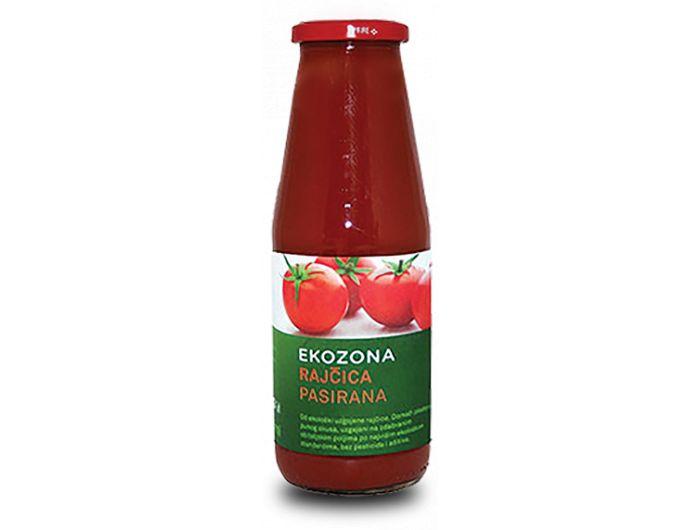 Bio pasirana rajčica, 700 g, Ekozona
