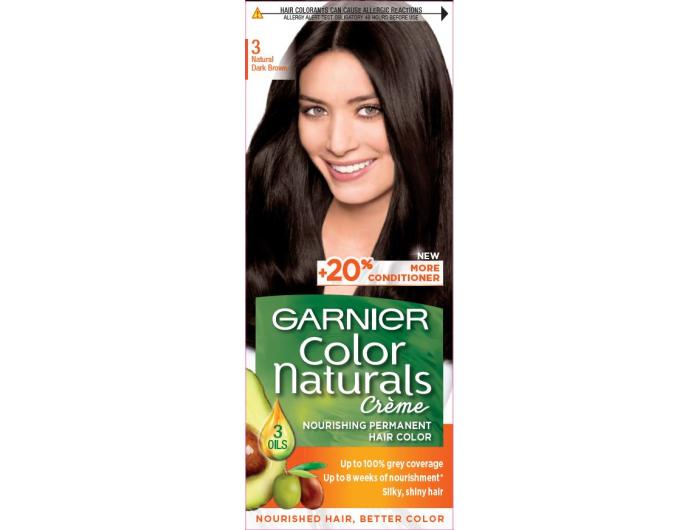Garnier Color naturals Boja za kosu br. 3 1 kom