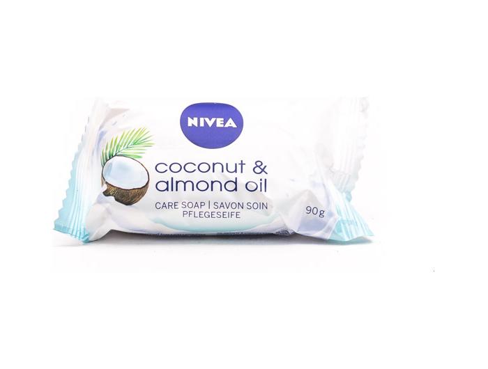 Nivea kruti sapun za ruke coconut & almond oil  90 g