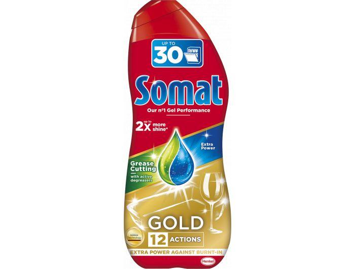 Somat deterdžent za strojno pranje posuđa  Gold  Antigrease 540 ml