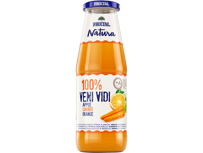 Fructal sok od mrkve 700 ml