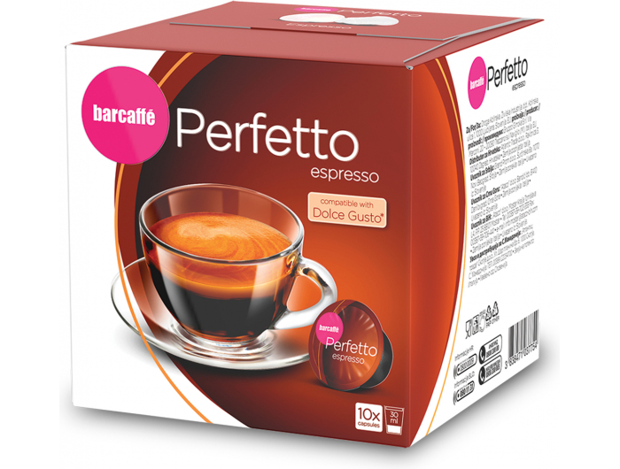 Barcaffe Perfetto Espresso kapsule 70 g