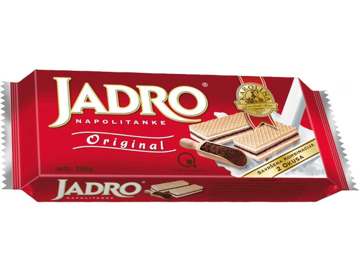 Kraš Jadro napolitanke original 200 g