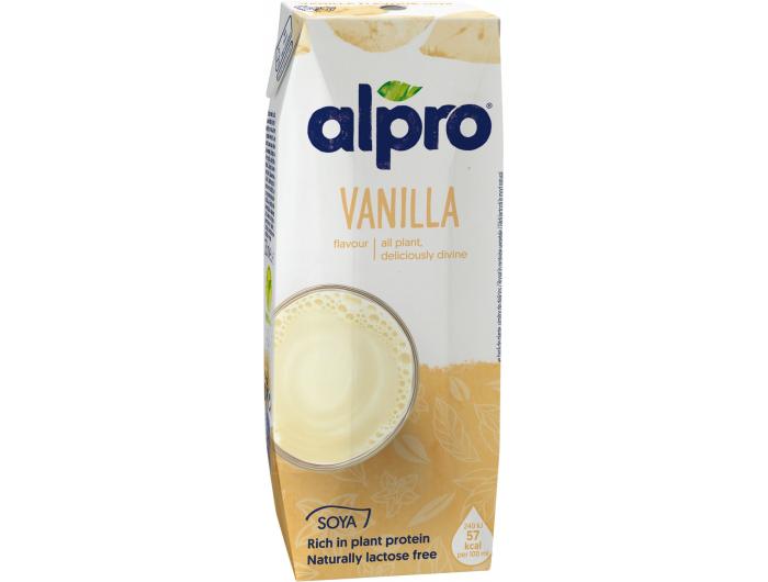 Alpro napitak od soje s okusom vanilije 250 ml