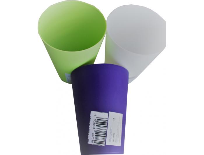 Fackelmann Plastična čaša 0,3 L