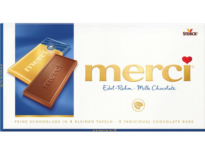 Merci Mliječna čokolada 100 g