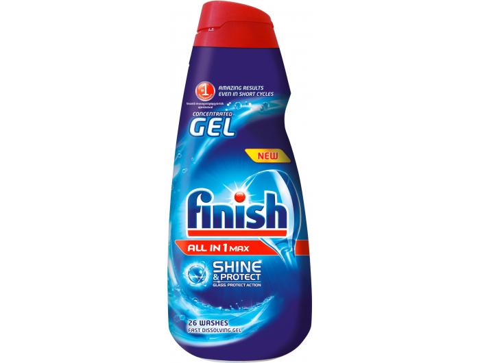 Finish deterdžent za strojno pranje posuđa All in one max 650 ml