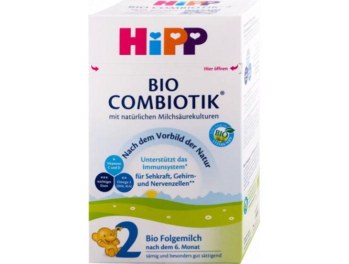 Zamjensko mlijeko, 600 g, combiotik, Hipp 2