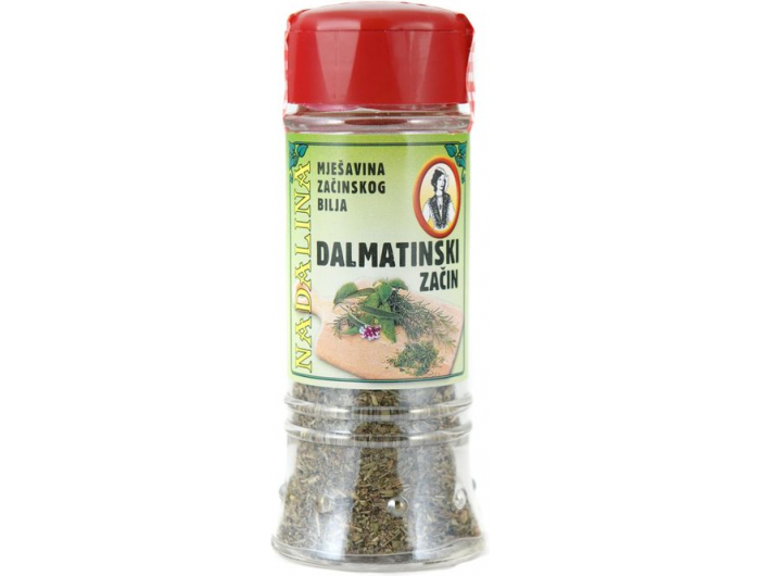 Nadalina dalmatinski začin 18 g