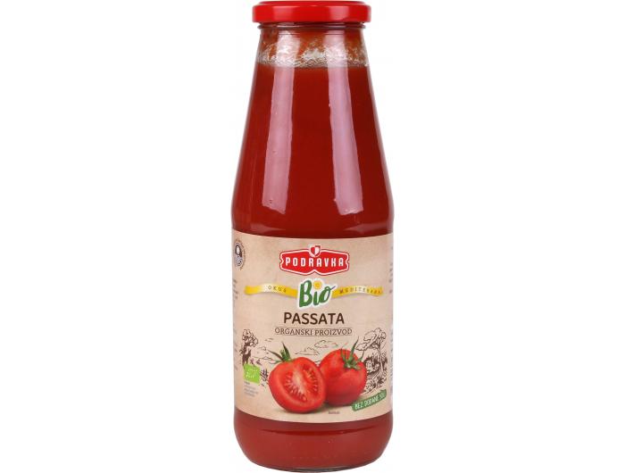 Podravka BIO pasirana rajčica 690 g