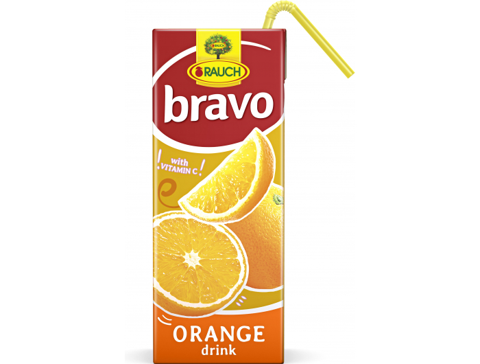 Bravo nektar naranča 0,2 L
