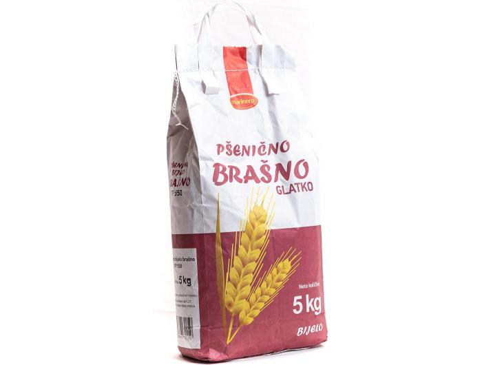 Marinero brašno glatko T-550 5 kg