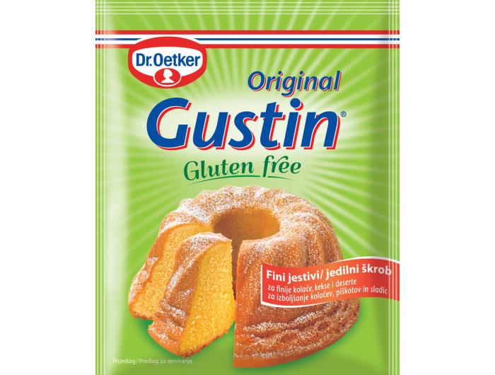 Dr.Oetker gustin bez glutena 80 g