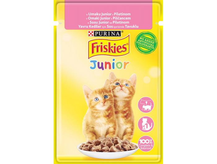 Friskies hrana za mačke piletina 85 g