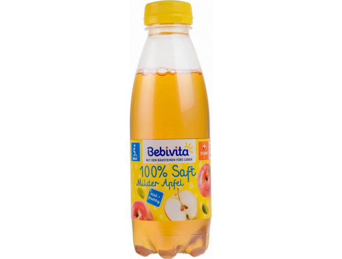 Bebivita Dječji sok od jabuke 500 ml