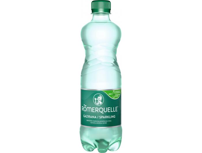 Römerquelle Gazirana mineralna voda 500 ml