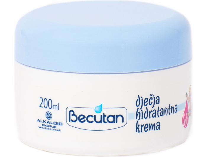 Becutan Dječja hidratantna krema 200 ml
