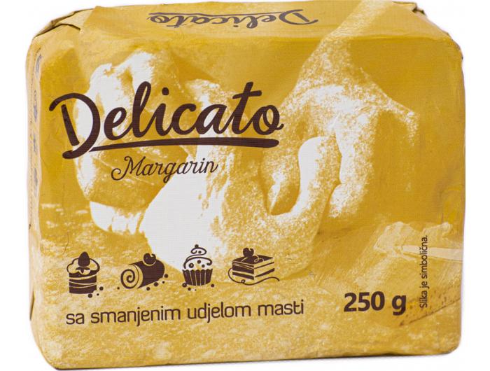 Delicato margarin 250 g