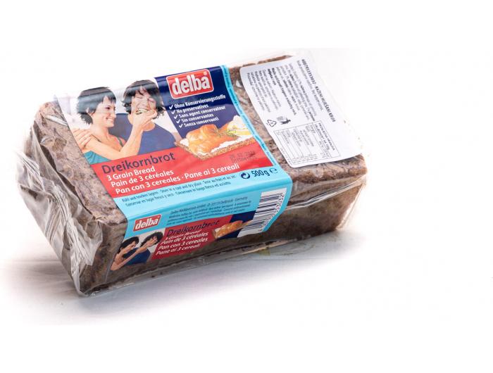 Delba kruh zrnati 500 g