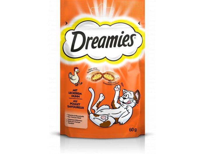 Dreamies Hrana za mačke piletina 60 g
