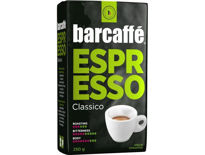 Barcaffe mljevena kava classic 250 g