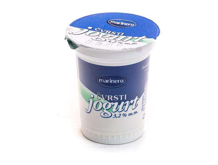 Marinero jogurt čvrsti 3,2 % m.m. 180 g