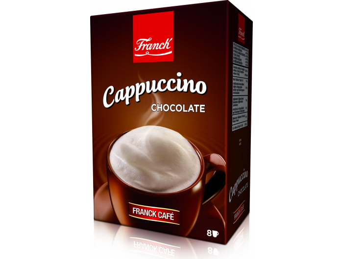 Franck instant cappuccino čokolada 144 g