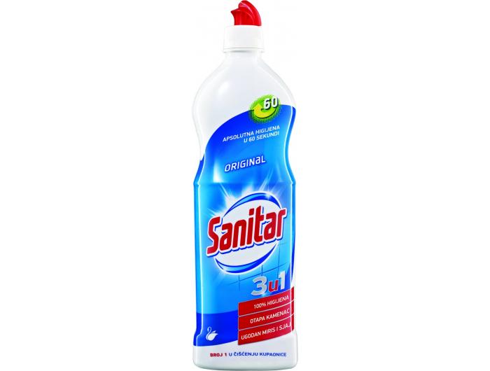 Sanitar original sredstvo za čišćenje i dezinfekciju 750 ml