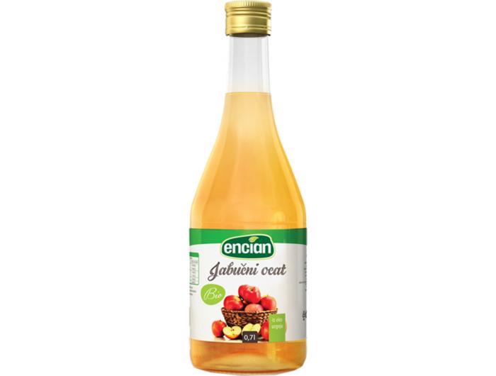 Encian BIO jabučni ocat 0,7 L